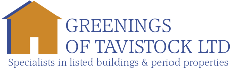 Greenings of Tavistock - specialising in listed and period building restoration
