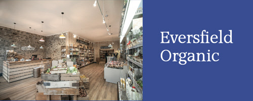 Work at Eversfield Organic, Tavistock